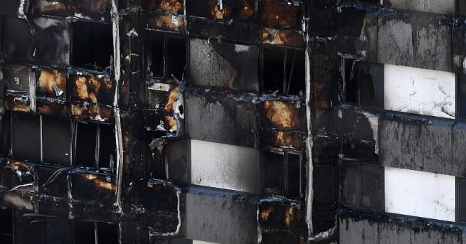 Британската министър-председателка Тереза Мей разпореди пълно публично разследване на пожара