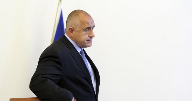 Премиерът Бойко Борисов свиква работна среща с представители на местната