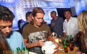 Партито след благотворителния мач на Димитър Бербатов и Луиш Фиго<strong> източник: Facebook.com/BedroopPremium</strong>