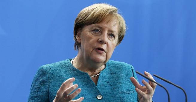 Германската канцлерка Ангела Меркел е обезпокоена, че предложените нови санкции