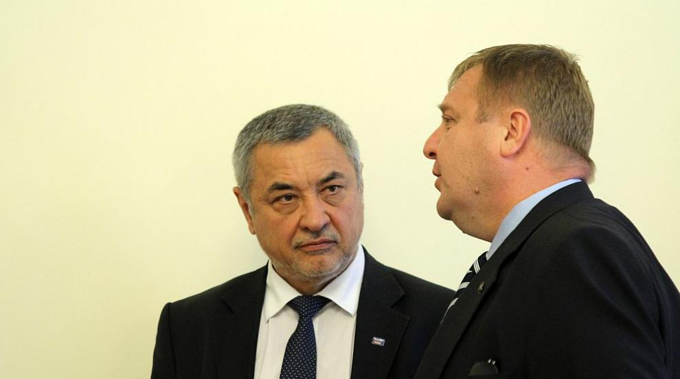 ВМРО излиза с позиция за исканата оставка на Валери Симеонов във вторник