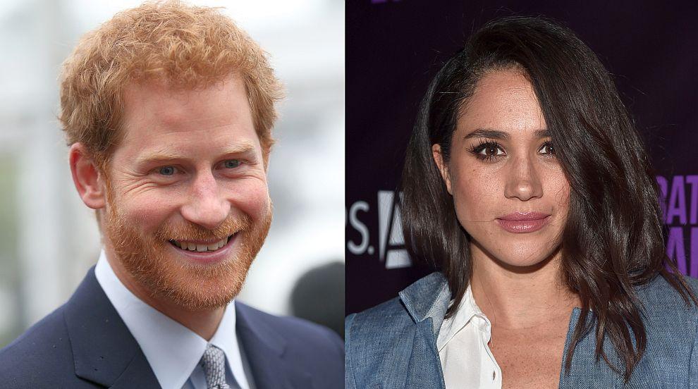 Принц Хари представи любимата си на кралица Елизабет II