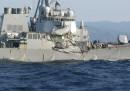 7 американски войници изчезнаха в морето до Япония