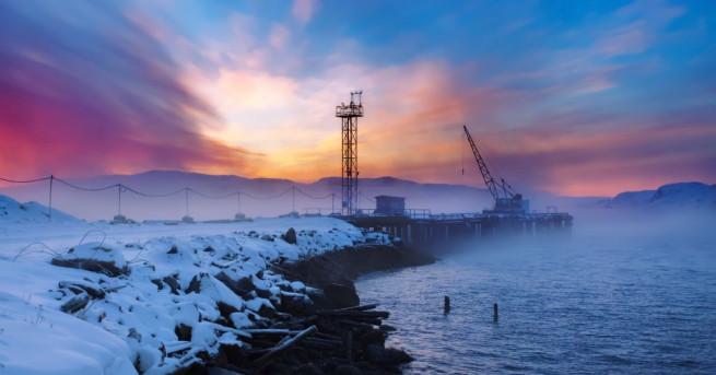Руският премиер Дмитрий Медведев подписа нареждане, предвиждащо в Колския залив