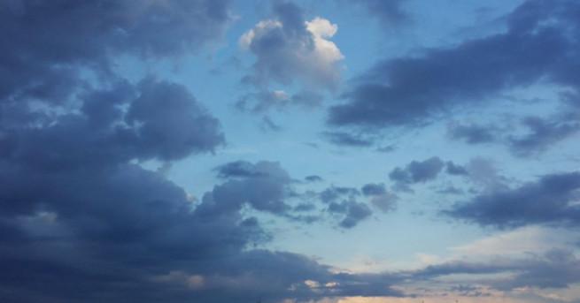 Снимка: В понеделник отново ще има валежи, на югоизток предупреждават за силен вятър