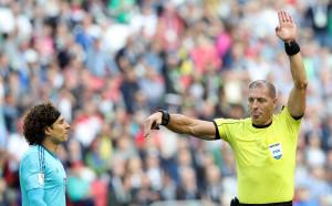 Ето защо отмениха гол на Португалия след видеоарбитраж