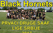 Черните стършели Ягодина<strong> източник: Личен архив</strong>
