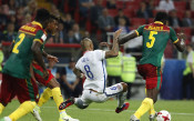 Камерун - Чили 0:2<strong> източник: БГНЕС</strong>