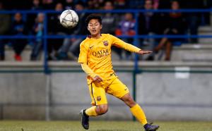Кореец иска да остане в Барселона, реже Борусия