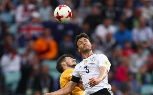 Германия прескочи кенгурата в зрелищна битка