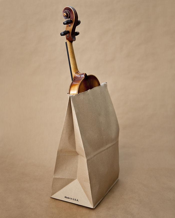 В Юта нямаш право да се разхождаш из улиците с цигулка в хартиена торба