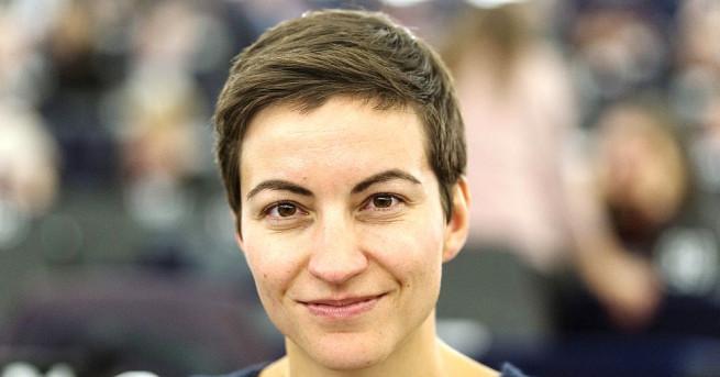 """Ска Келер - фракционният лидер на партията """"Зелени"""" в Европейския"""