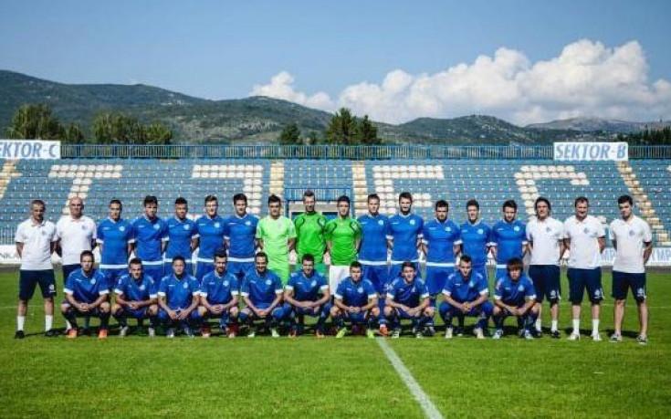 Сутиеска пристигна с автобус от Пирот за мача с Левски
