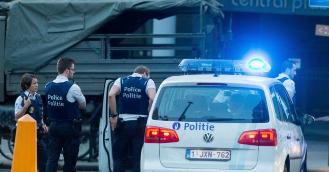 Белгийските власти освободиха без повдигане на обвинения четирима души, които