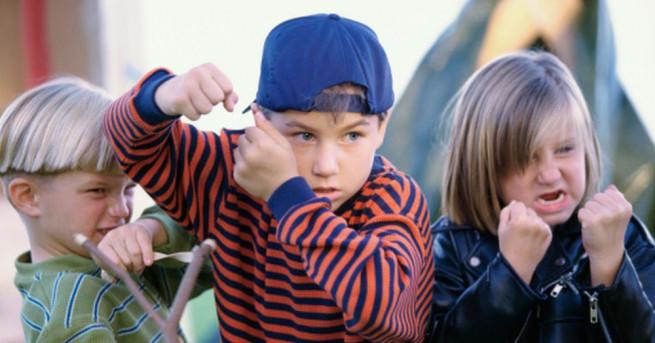 Детската агресия в краен вариант във всички случаи е израз