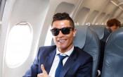 Роналдо в групата за мегасблъсъка с Юнайтед