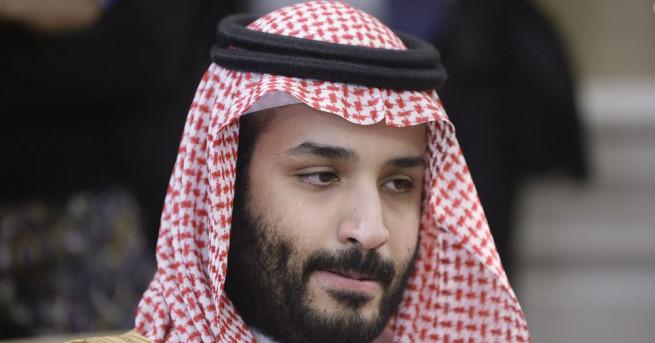 Кралят на Саудитска Арабия Салман назначи днес сина си Мохамед
