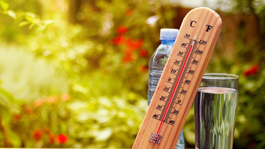 Страничните ефекти на големите горещини в Европа