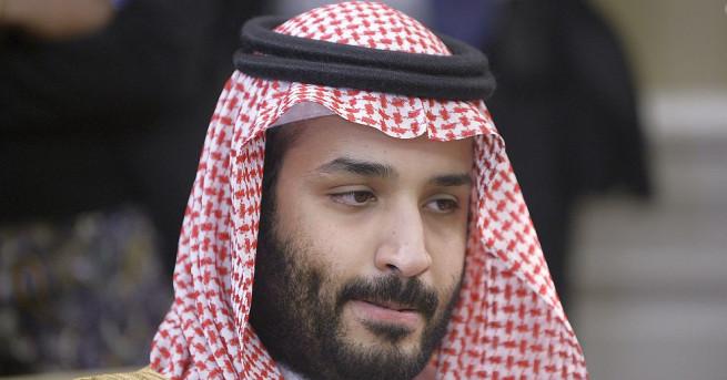 Тридесет и една годишният принц Мохамед бин Салман стана наследник
