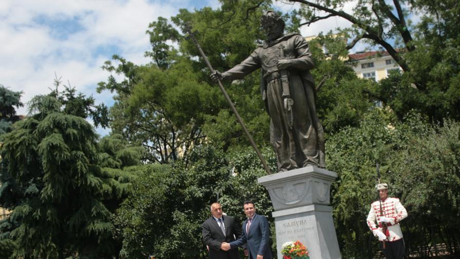 ГРОМ: Заев предаде в София македонските национални интереси