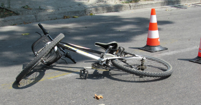 Велосипедисти искат законови промени заради черна статистика Велосипедисти настояват за