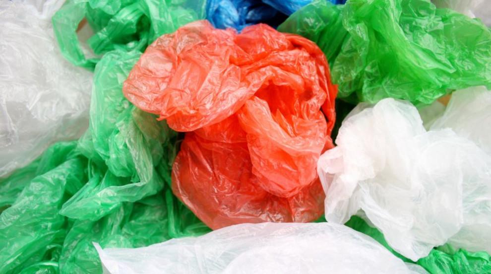 Забрана за найлонови торбички в Германия