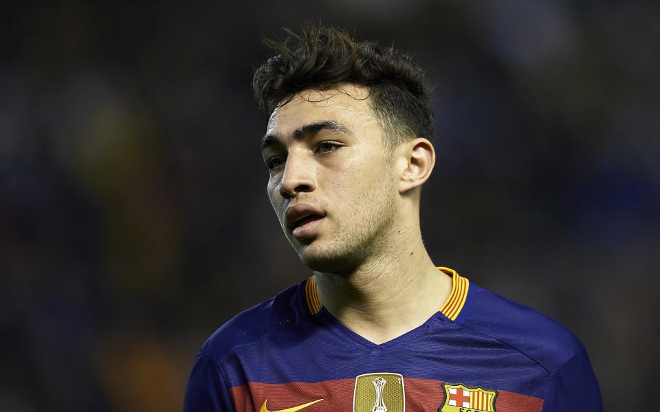 Алавес плаща 300 хиляди на Барселона за нападател