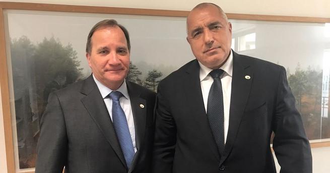 България и Швеция започват преговори за
