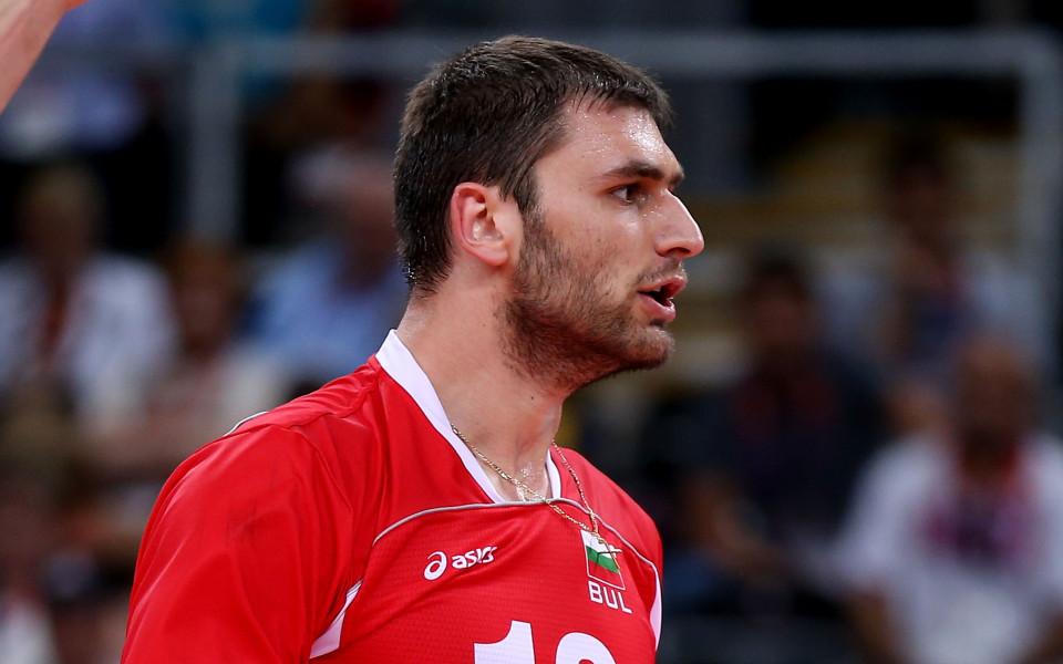 Българсикят волейболен национал Цветан Соколов и неговият Зенит Казан постигнаха