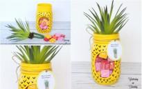 Как да си направим свеж летен буркан-ананас за съхранение на сладкиши