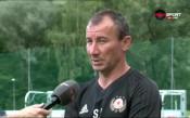 Белчев: Чакам вратар, скоро ще има още нови попълнения