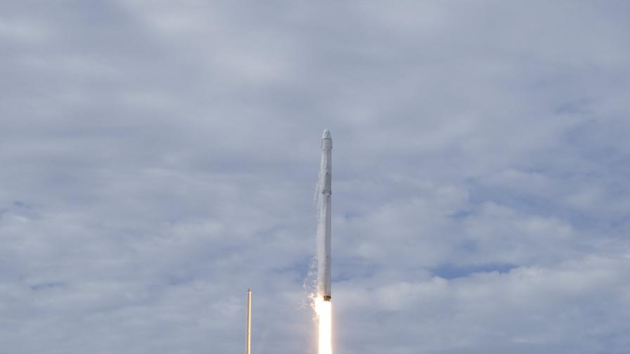 Изстрелване на ракета Falcon9