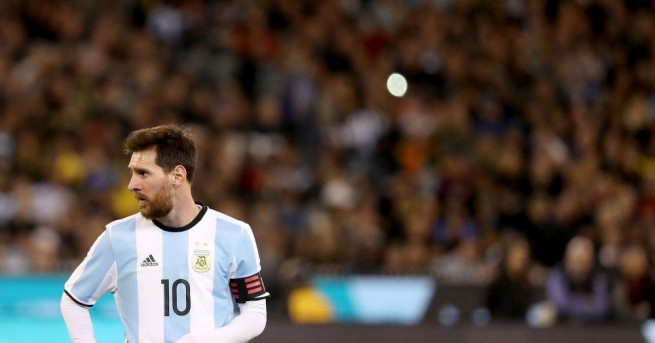 Лионел Меси е най-голямата звезда на Барселона в наши дни.