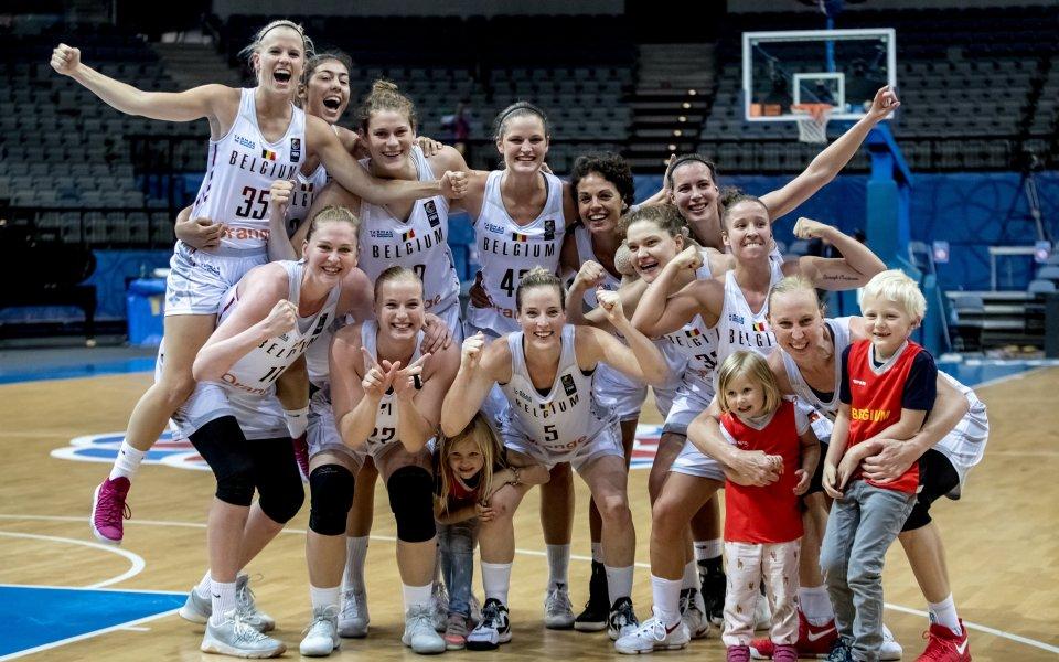 Сърбия и Латвия ще приемат Евробаскет 2019 за жени