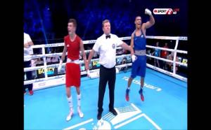 Ето как Тайсъна защити европейската си титла!