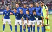 Италия си осигури бараж за класиране в Русия