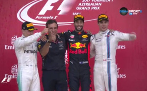 Победителят в Баку: Лудо състезание, не съм очаквал успеха