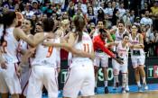 Испания триумфира с европейската титла при баскетболистките