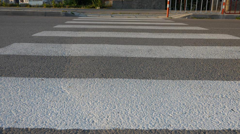 Пиян шофьор блъсна пенсионер на пешеходна пътека
