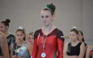 Грета Банишка е шампион на България