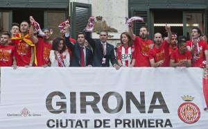 Жирона се надява да се спаси в Ла Лига и да започне с изненада срещу Атлетико