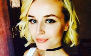 Изящна блондинка закрива Купата на Конфедерациите