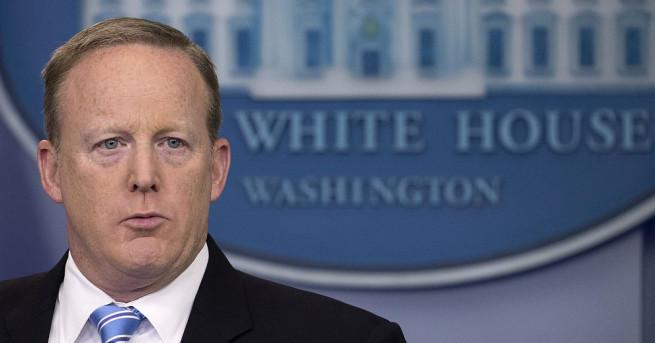 Белият дом обяви, че сирийското правителство изглежда се готви да