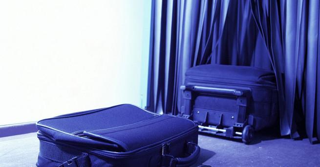 Транспортните служби за сигурност съобщиха, че в багажа на пътник