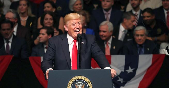 Северна Корея сравни американския президент Доналд Тръмп с Адолф Хитлер,