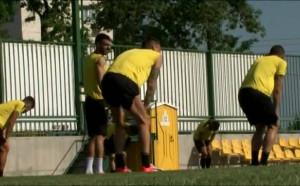 Ботев потегли за Албания, Неделев отпътува с тима
