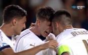 Противно на очакванията адзурите се върнаха в мача с Испания
