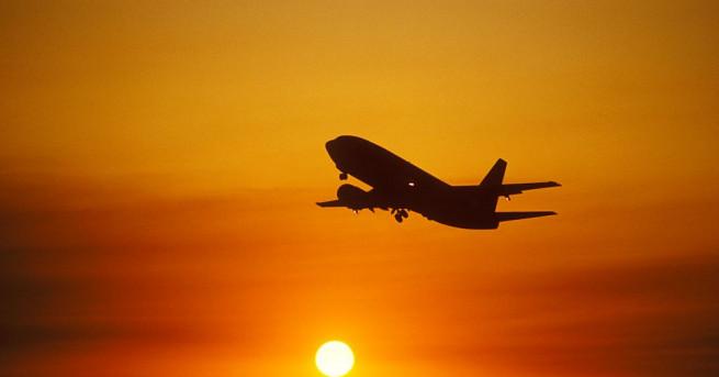 Британски студент стигна от Нюкасъл до Лондон със самолет през