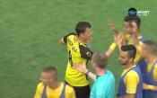 Ботев обърна Партизани след брилянтен гол на Неделев