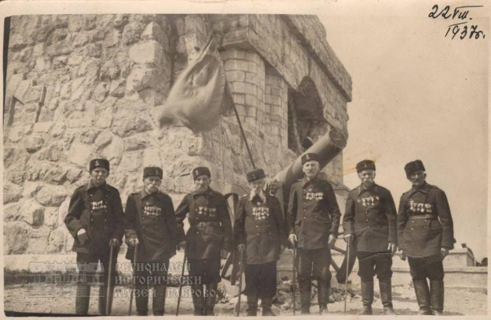 Image result for Руско-турската война в картини Габрово